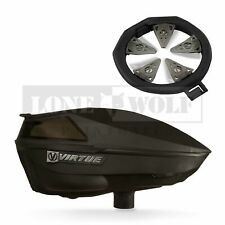 Virtue Spire IV Loader & Speed Feed Combo - Black
