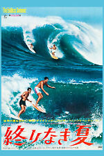 Surf Classic:  * ENDLESS SUMMER *  Japanese  Movie Poster 1966