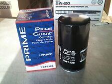 Powerstroke 6.7 Diesel Prime Guard Oil Filter POF6128