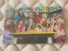 (ver. Group TYPE F) SNSD 2nd Album Oh! Photocard K-POP All Member