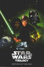 Star Wars Return of the Jedi Dvd Coll Style D Movie Poster Orig 27x40  One Sided