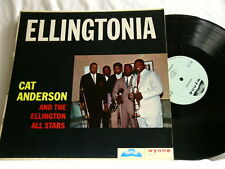 CAT ANDERSON Ellingtonia Budd Johnson Ray Nance Sam Woodyard LP Leroy Lovett