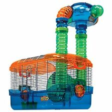 Kaytee Critter Trail Triple Play 3 In One Habitat For Hamsters