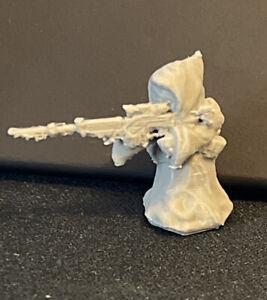 Jawa Sniper Rifle Ranged Miniature Character Hero  (Star Wars Legion) 3D