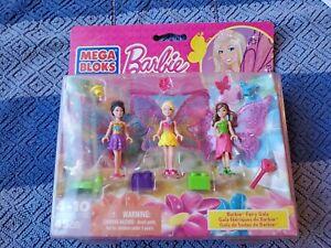 Barbie Mega Bloks Fairy Gala BRAND NEW