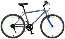 Challenge Conquer 26 Inch Men's Mountain Bike - Blue/Black