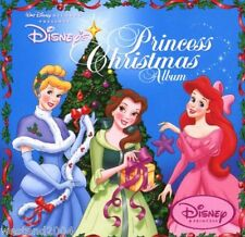 Disney Princess Christmas Album - CD NEW & SEALED    Original Walt Disney CD