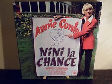"LP 12"" ANNIE CORDY - Nini La Chance - NM/MINT - NEUF - CBS - 81649 - FRANCE"