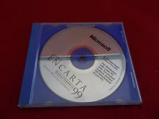 Microsoft Encarta Encyclopedia 1999 PC CD-ROM Software Disc