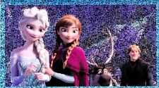 Panini Disney Frozen Sticker #166 Shiny! Hard To Find!