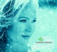 Jewel: Let It Snow - A Holiday Collection [Deluxe edition CD]