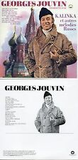 CD Georges Jouvin Kalinka et autres mélodies russes  MINI LP REPLICA CARd sleeve