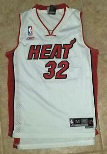 Miami Heat Reebok Shaquille O'Neal #32 Swingman Jersey Youth Size M (10-12)