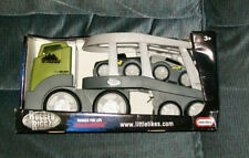 Little Tikes Rugged Riggz CAR HAULER SEMI NEW IN PACKAGE 2006 VHTF