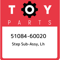 Toyota 51084-60020 Step Sub Assembly