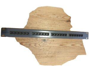 24 Way Patch Panel