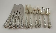 Towle Spanish Provincial Sterling Silver 8 Person Set - 32 Pieces - No Monogram