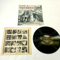 Vintage Rare College Rutgers University Glee Club Vinyl Album Record LP 9150