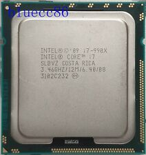 Intel core i7-990X Extreme Edition LGA1366 3.46GHz 6Core 12M SLBVZ CPU Processor