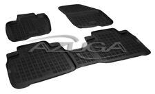 3D Gummi-Fußmatten für Ford Galaxy/S-Max ab 9/2015 Hohe Gummimatten Automatten