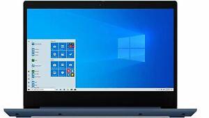 "Lenovo IdeaPad 3 14"" Laptop, 14.0"" FHD 1920 x 1080 Display, AMD Ryzen 5 3500U Pr"