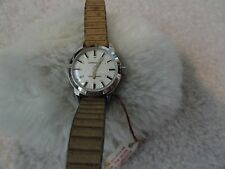 Early 1970's Caravelle Transistorized Ladies Watch - New Old Stock