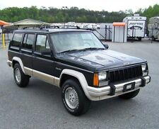 1996 Jeep Cherokee COUNTRY CLASSIC H.O 4.0L INLINE 6CYL COLD AC WAGON