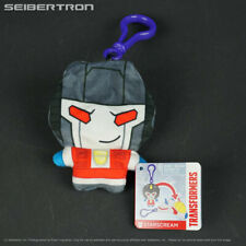 Clip Bots STARSCREAM Transformers G1 Cyberverse Plush Hasbro 2018 New