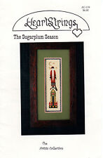 "Artists Collection CrossStitch Pattern AC-119 ""Heartstrings-The Sugarplum Season"