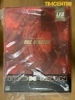 Ready Hot Toys LMS012 Iron Man Tony Stark's Arc Reactor Life-Size Collectible