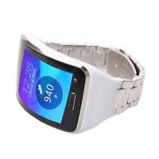 Stainless Steel Watch Band WristStrap For Samsung Gear S SM-R750 J3I1