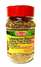 Lahmacun Gewürz für Türkische Pizza - Lahmacun Baharati 180g