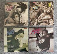 VINYL LP SAMMLUNG - 4x KUSCHELROCK - NR. 1, 2, 5, 6 - BRAVO - 10x LP - SET - RAR