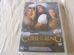 Curse Of The Ring (2x DVD, 2005) Region 4 Benno Fürmann, Kristanna Loken