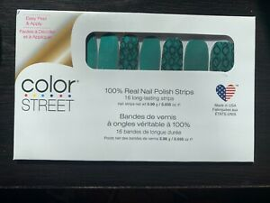 Color Street Nail Strips - Snake My Day *Retired*