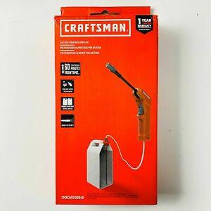 BLACK FRIDAY SPECIAL Craftsman Battery Powered Versatile Multi-Purpose Sprayer