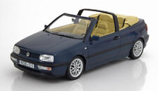 1:18 Norev VW Golf 3 Convertible 1995 darkblue-metallic