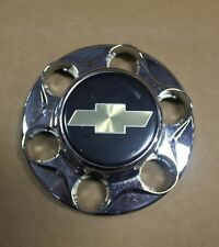 "88-99 Chevy Center Hub Cap Chrome 6 Lug 16"" Wheel Center Cover GM OEM Factory"