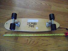 Vintage NOS 1970s MPI Old School Skateboard Complete Jimbo Phillips never used B