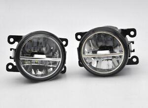 2x LED Fog Light Lamp projector FOR NISSAN Navara D40 Pathfinder R51 Patrol Y61