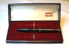 Mont Blanc ballpoint pen