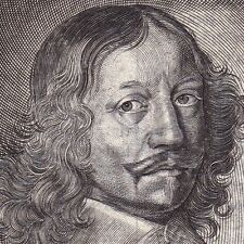 Portrait Adriaan Clant tot Stedum Diplomate Vrede van Münster Traité de Münster