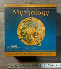 Sababa Classic Greek Mythology Board Game, Ology Series, Theseus, Minotaur, Maze