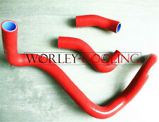 Red Silicone Radiator Hose For VW Golf Bora Jetta MK4 IV 1.8T Turbo 1999-2005
