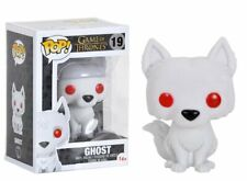 Game of Thrones Ghost Wolf Pop! Funko Vinyl figure n° 19