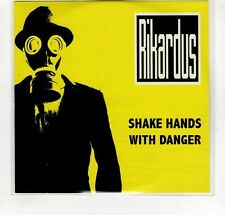 (GP170) Rikardus, Shake Hands With Danger - 2015 DJ CD
