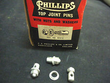 Vintage Phillips bicycle bike brake TOP JOINT PINS Unit Front & Rear brake NOS