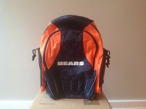 Chicago Bears NFL Youth/Kids Backpack By Reebok