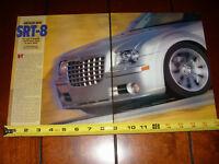 2005 CHRYSLER 300C SRT-8 - ORIGINAL ARTICLE