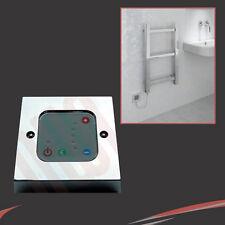 Contrôleur de mur pour sèche-serviettes (Chrome)